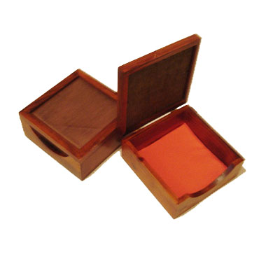 D043 table-napkin's box