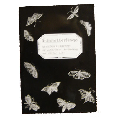L016 SCHMETTERLINGE. Special butterflies (ed.german)