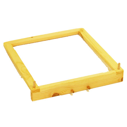P127 Standar Light Easel Square
